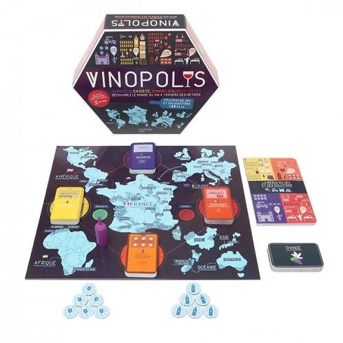 Vinopolis coffret Board Game (French edition)