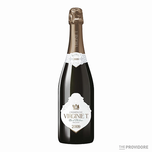 Champagne Virginie T Special Macaron Millesime Extra Dry 2009