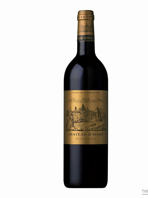 Chateau d'Issan Margaux Rouge 2017