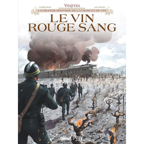 Vinifera - Le Vin, rouge sang  (French edition)