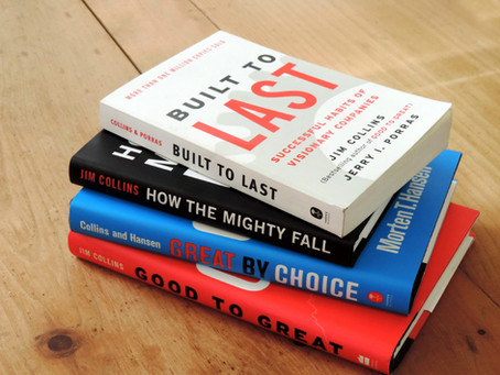 Jim Collins: The Best Author in Business Books