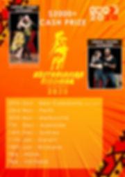 AKC Qualifier Dates