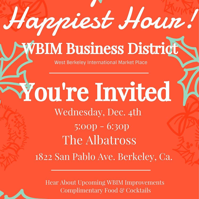 WBIM Holiday Celebration