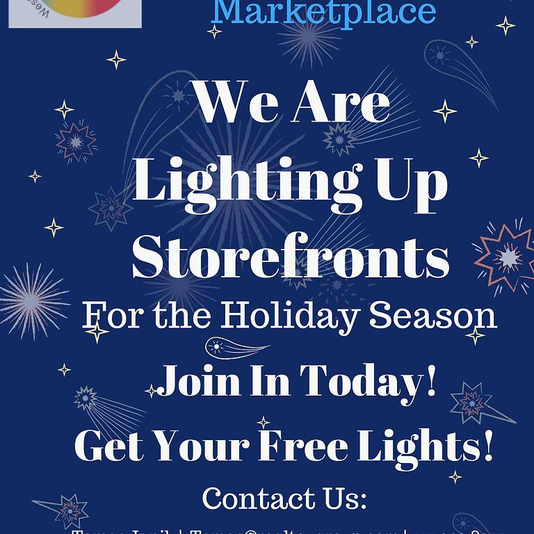 WBIM Holiday Lighting Up the Marketplace