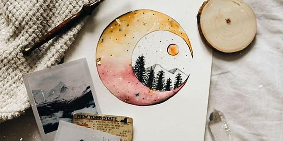 Constelaciones artísticas en grupo