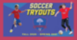 Fall 2020 - Sping 2021 Tryout - Website