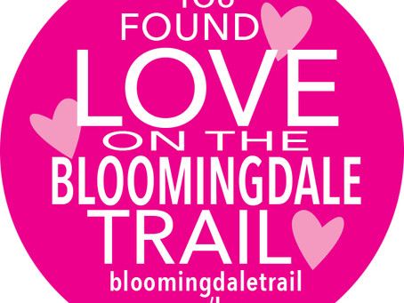 Finding Love on the Bloomingdale Trail