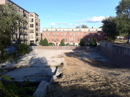 Kimball Cleanup Grant Update