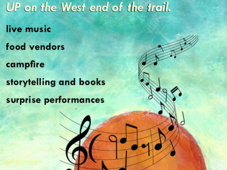 The Sounds of Solstice on the Bloomingdale Trail