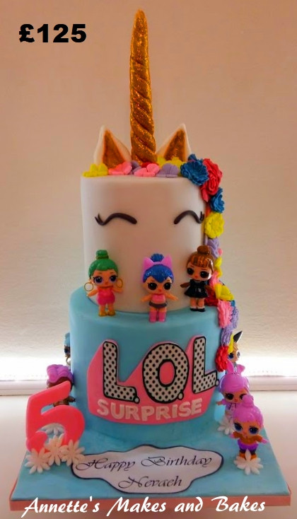 Lol Surprise Unicorn cake.jpg