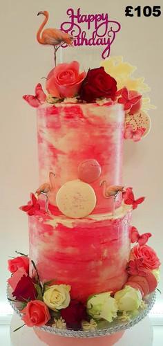 Flamingo Cake with roses.jpg