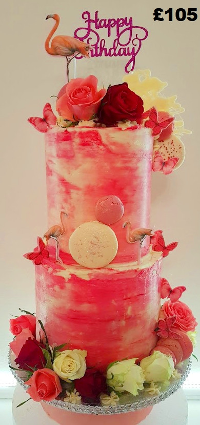 Flamingo Cake with roses.jpg