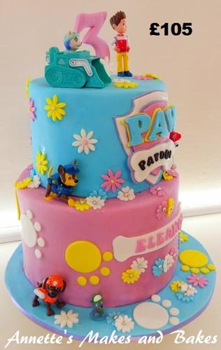 Girls Paw Patrol cake.jpg