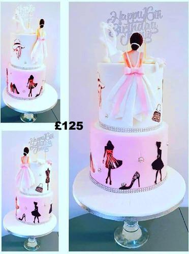 2 tier dancer birthday cake.jpg