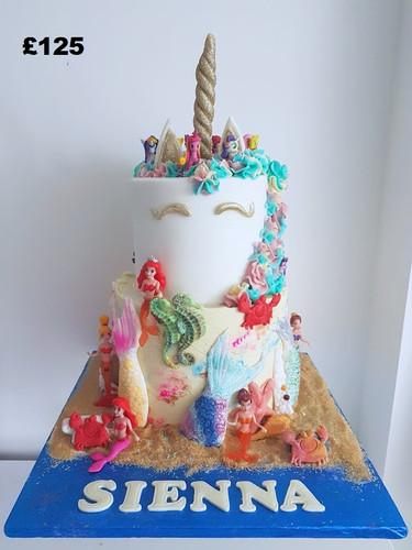 2 tier Unicorn Mermaid cake.jpg