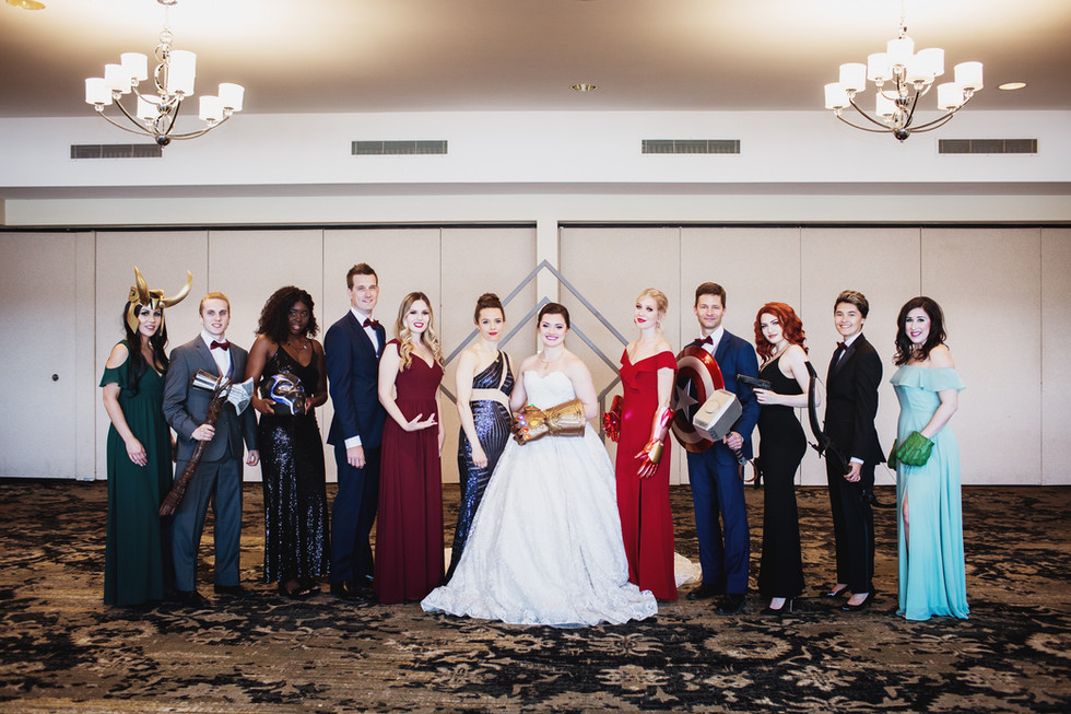 How to Plan Your Geek-Themed Wedding (Part 5) - Featuring Lakeview Gimli Resort