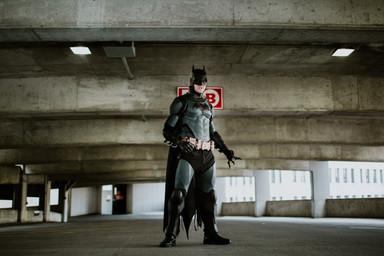 Batman Cosplay, Winnipeg, MB