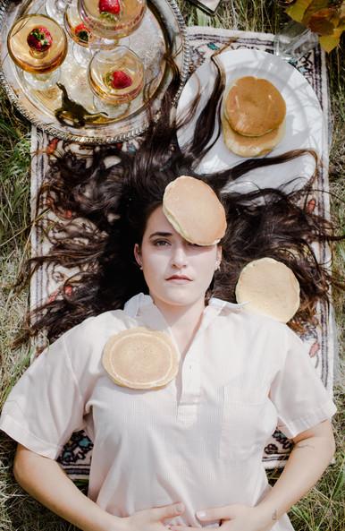 Pancake Portrait
