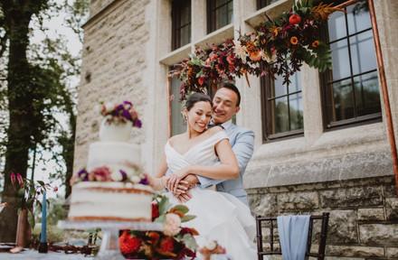 Eco Friendly Fall Wedding Inspo