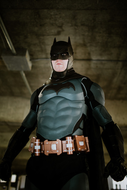 The Dark Knight Cosplay