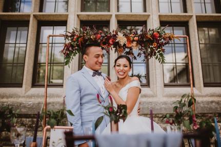 Fall Manitoba Wedding Inspiration
