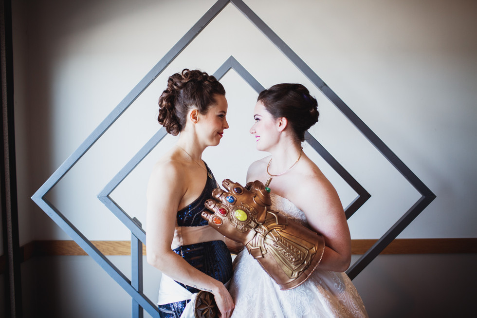 How to Plan Your Geek-Themed Wedding (Part 3) - with Carly Alary Hair, Karla Chin Artistry and The A