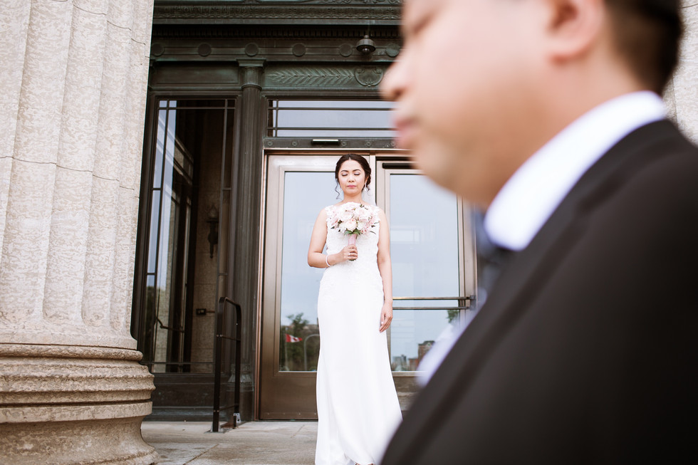 Lyka and John - Manitoba Summer Wedding at the Radisson.