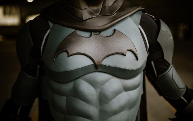 Manitoba Batman Cosplay