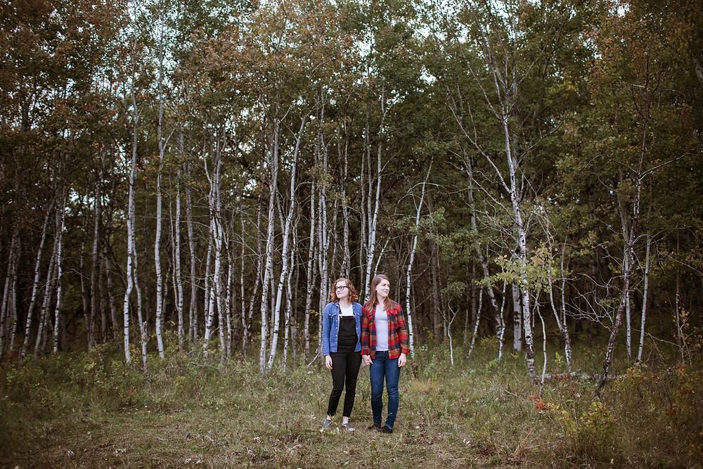 Fall forest photos.