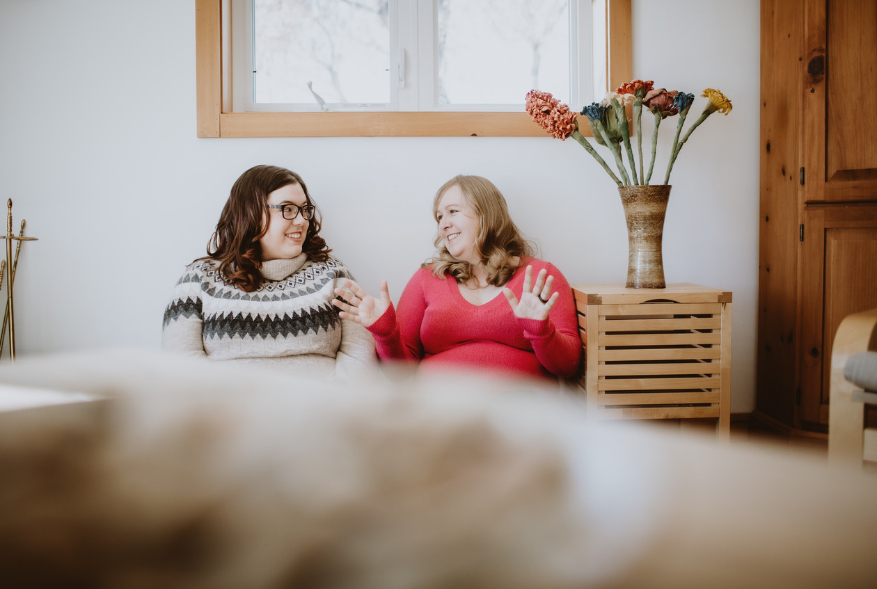 Same-Sex Engagement Photo Session
