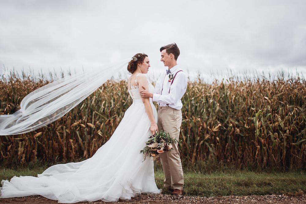 Fall bridal inspiration.