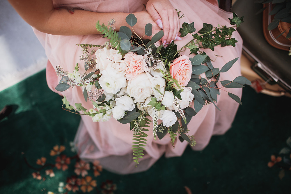 Bridesmaid bouquet ideas.