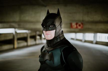 Winnipeg's Dark Knight
