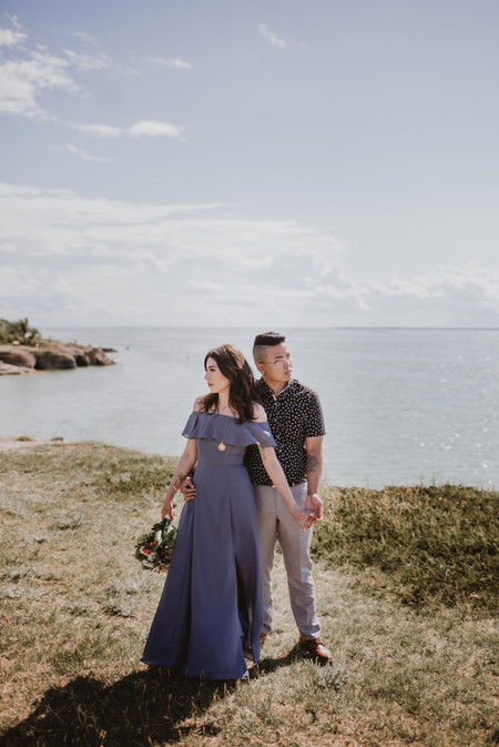 Engagement Photo Session in Manitoba