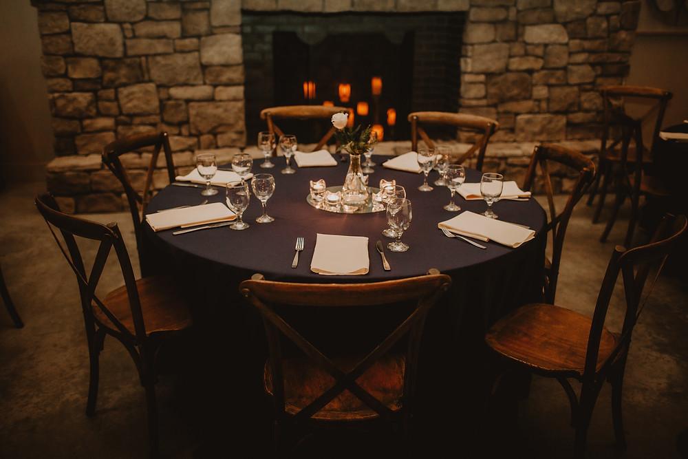 Wedding reception decor inspiration.