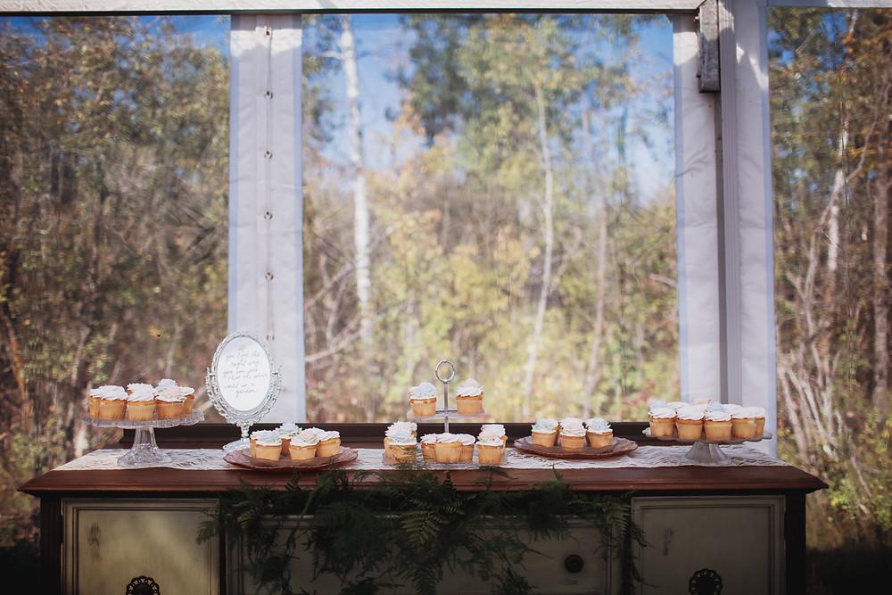 Wedding cupcake inspiration