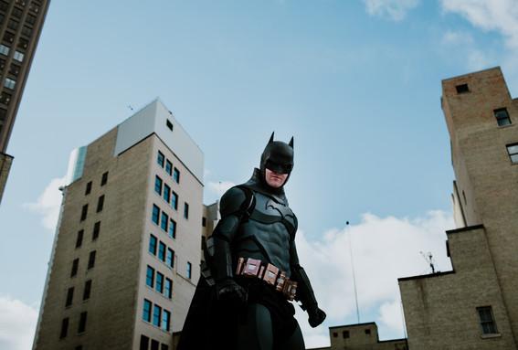 Batman Cosplay in Winnipeg, MB