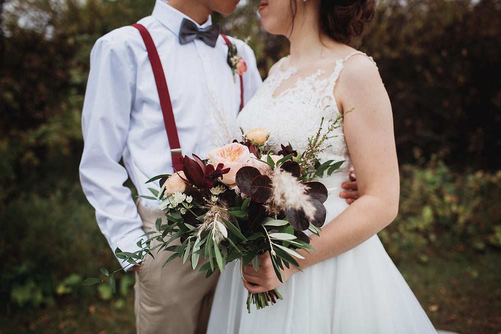Fall bridal bouquet inspiration.
