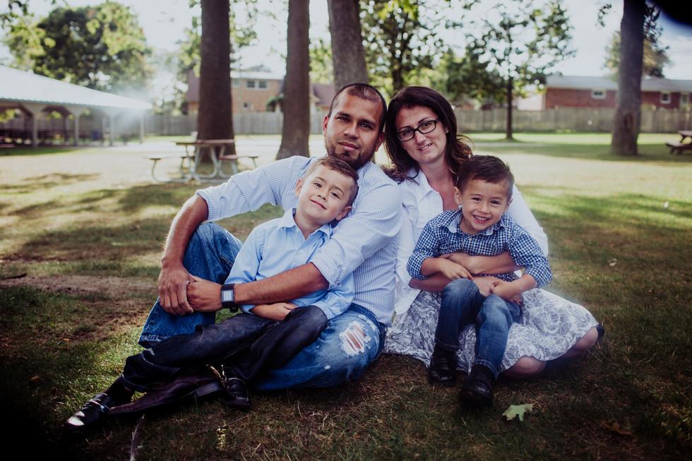 La Familia Jimenez