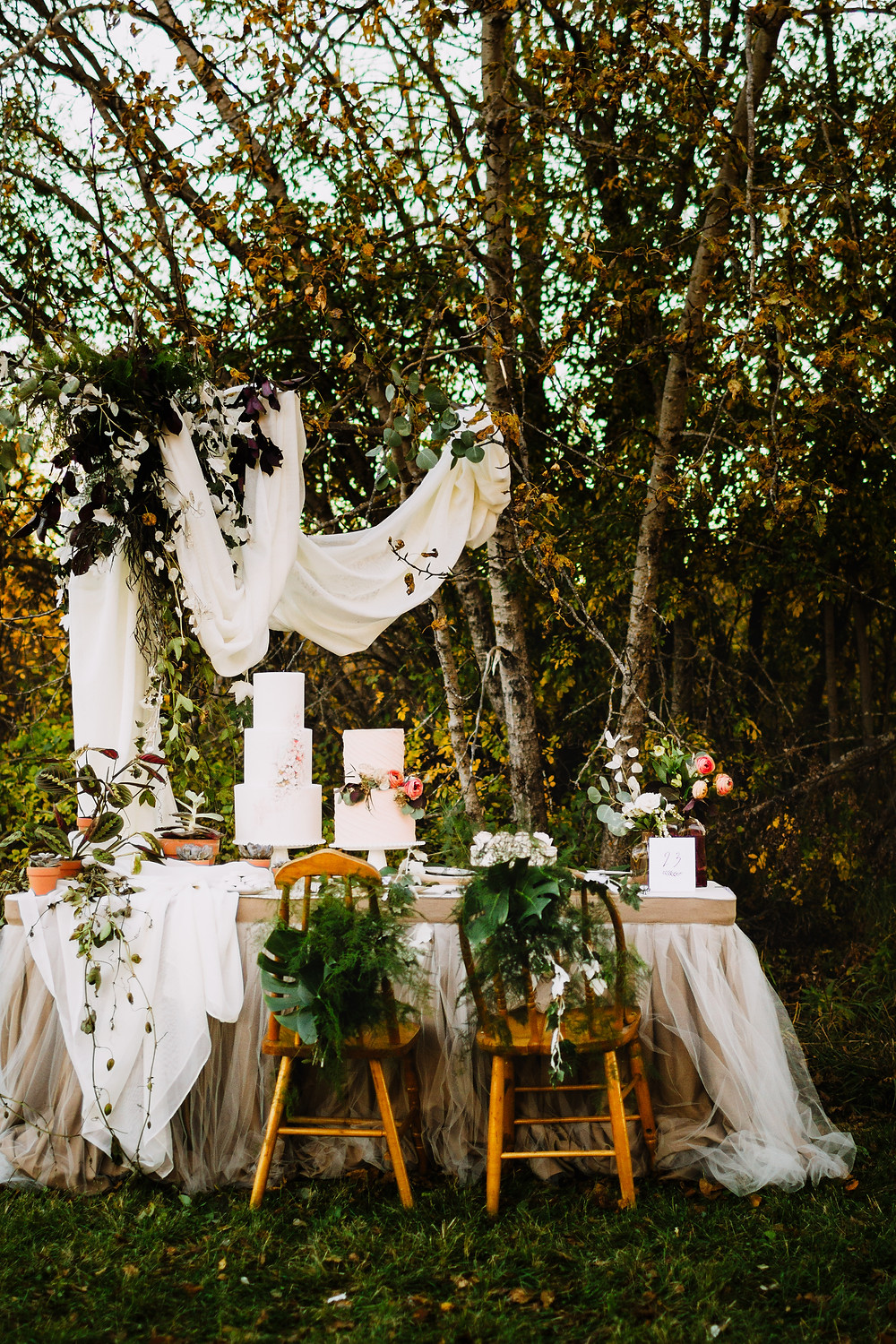 Styling by Fache Florals