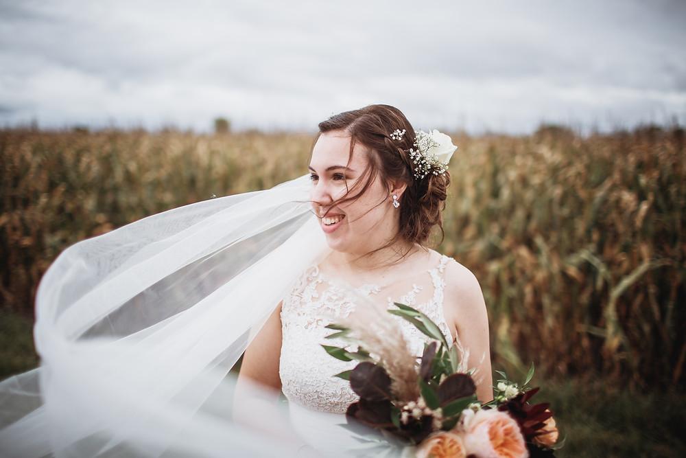 Canadian bride, fall bridal inspiration.