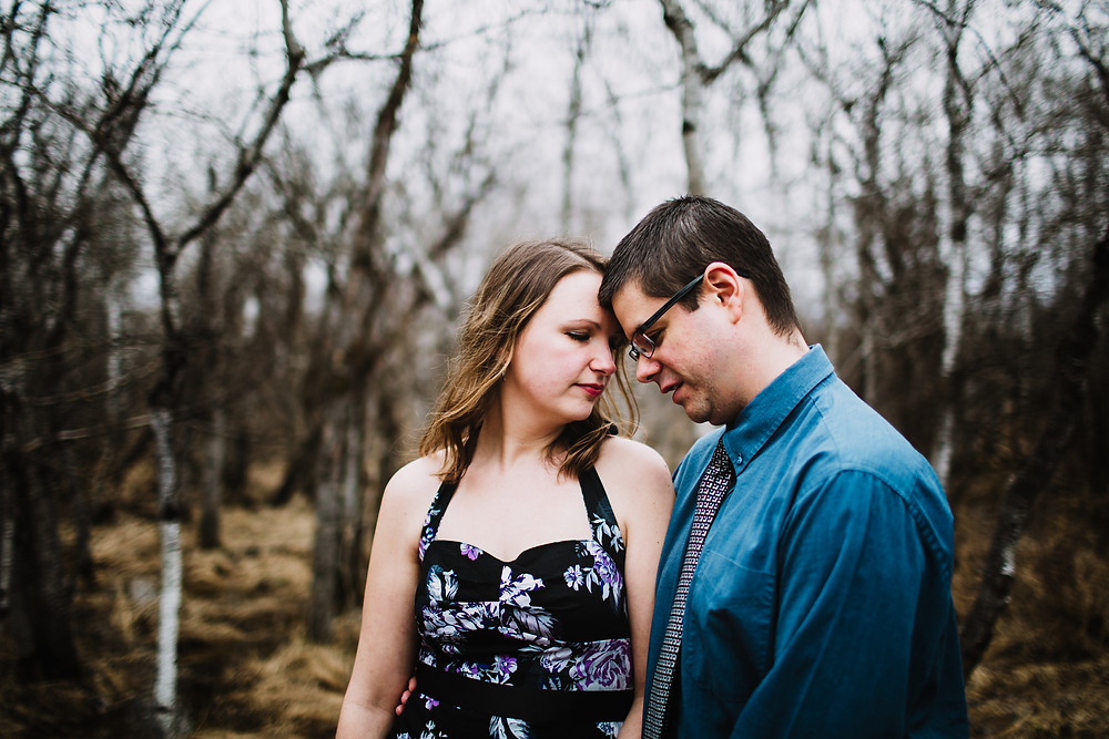 Tina and Cory's Winnipeg Engagement Photo Session | CK Clicks Photography