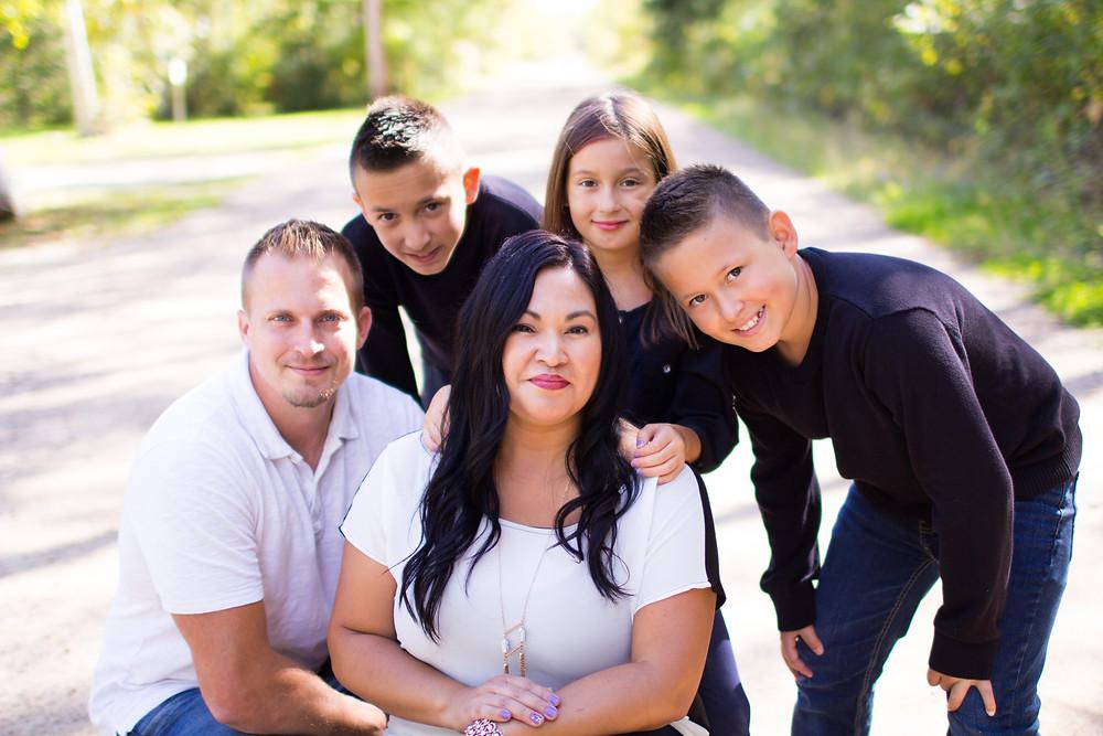 The Melendez Family