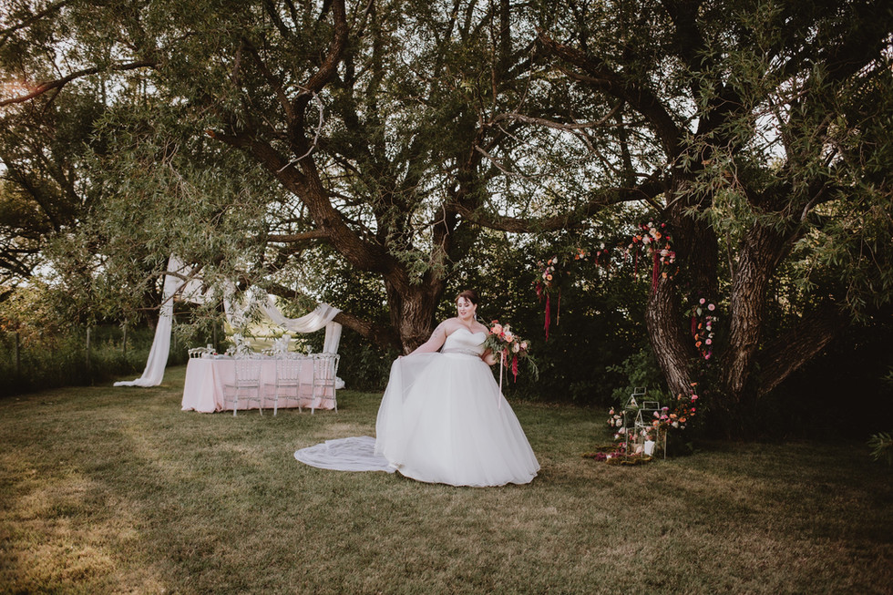 Fairytale Forest Wedding Inspiration