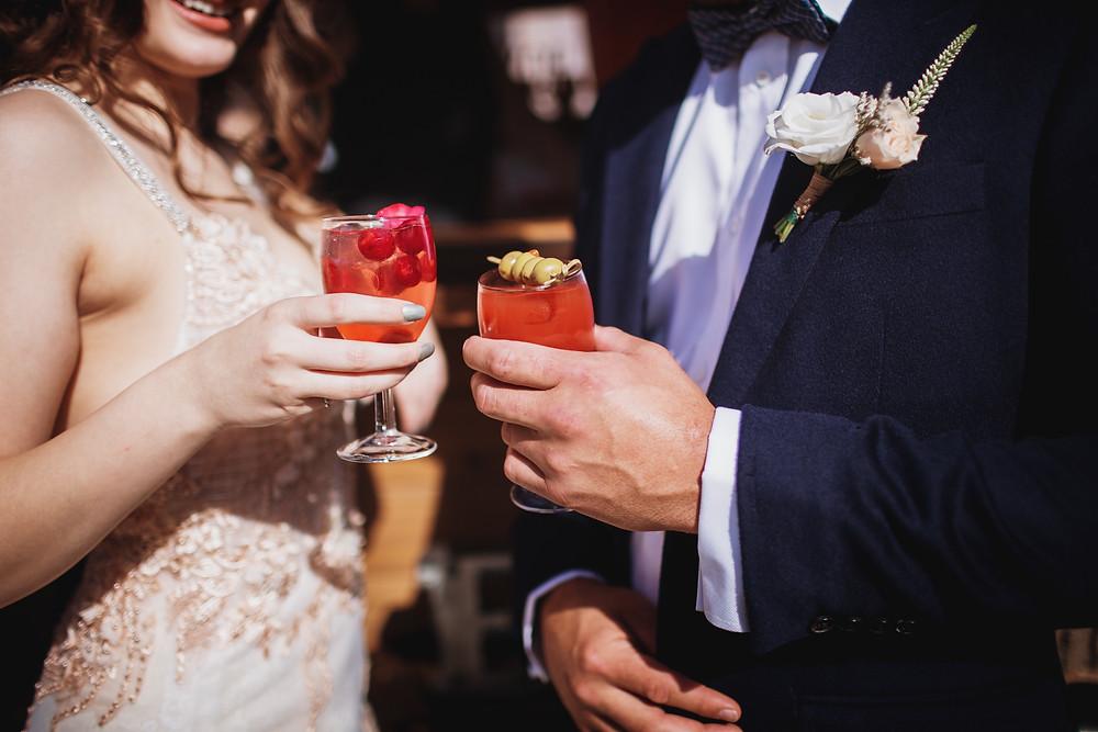 Mocktails by Nomad Box Bar