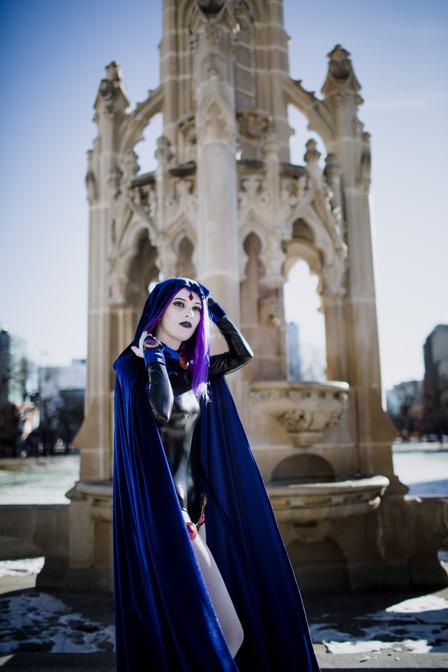 Raven - Teen Titan Cosplay