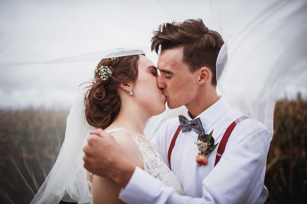 Winkler, Manitoba wedding.