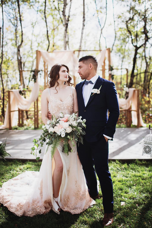 Secret garden themed wedding inspo.