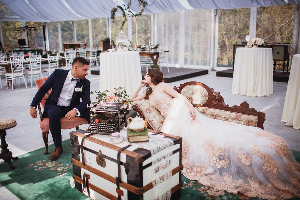 Fall, Manitoba bridal inspiration