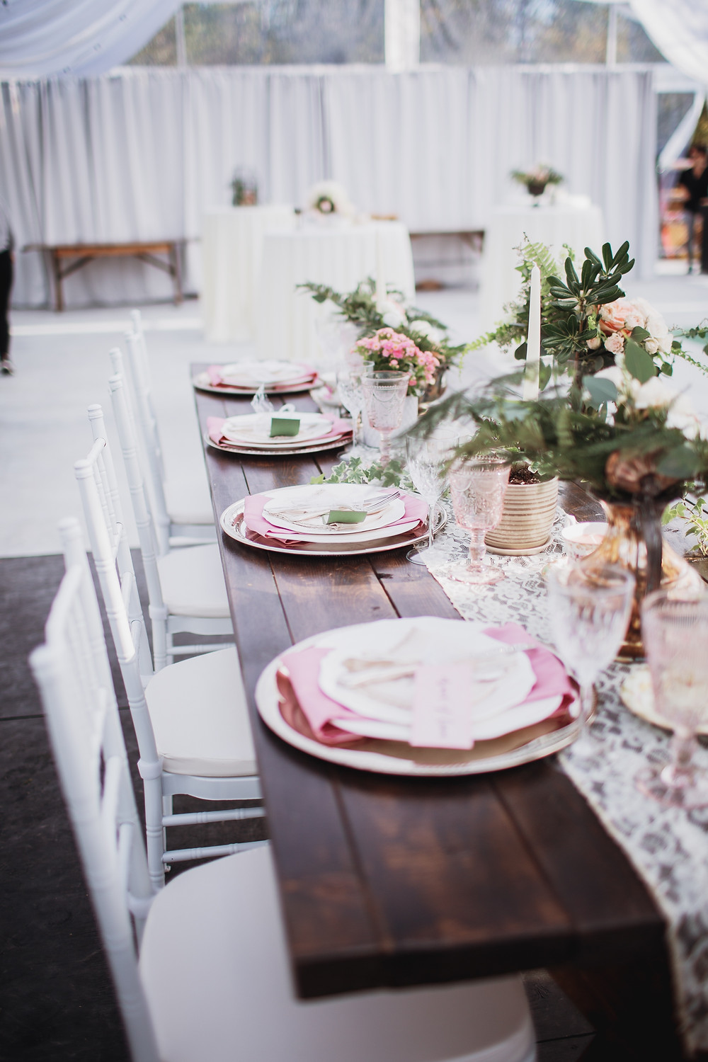 Wedding decor inspiration, secret garden wedding.